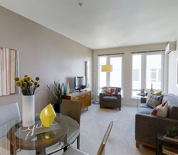 South Waterfront Apartments The Matisse 11f1 Virtual Tour