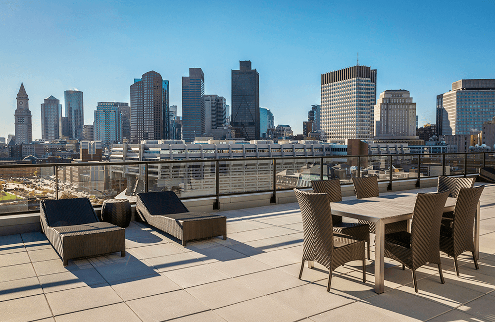 The Victor Rooftop Terrace Boston, Massachusetts - North End
