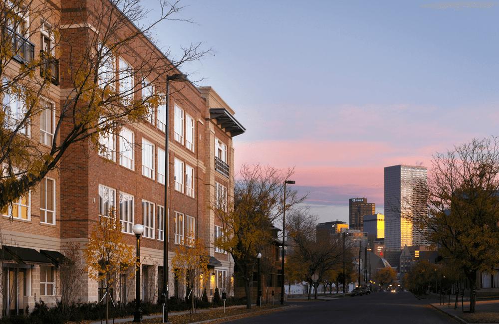 The Boulevard Apartments Denver Colorado Golden