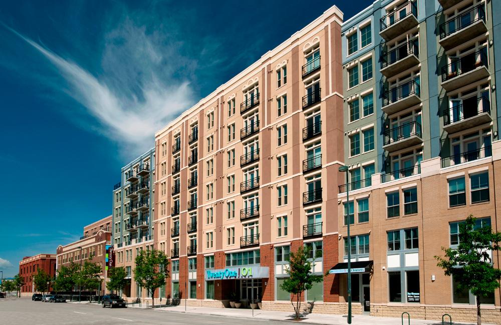 Ballpark Neighborhood Apartments | Twenty One | 01 on ...