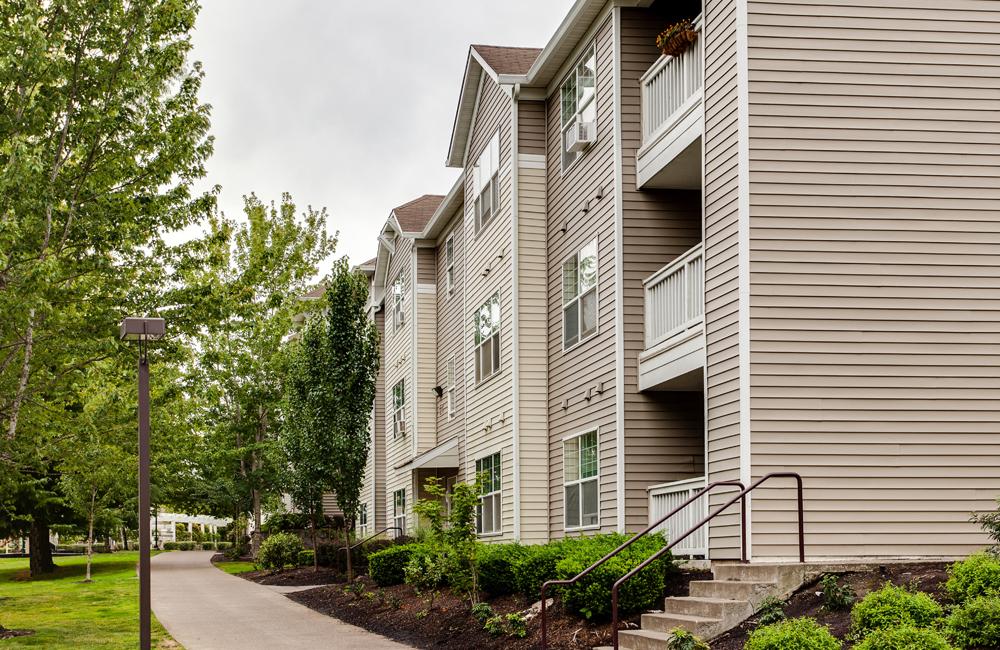 Tanasbourne Apartments In Beaverton Or Quatama Crossing Home