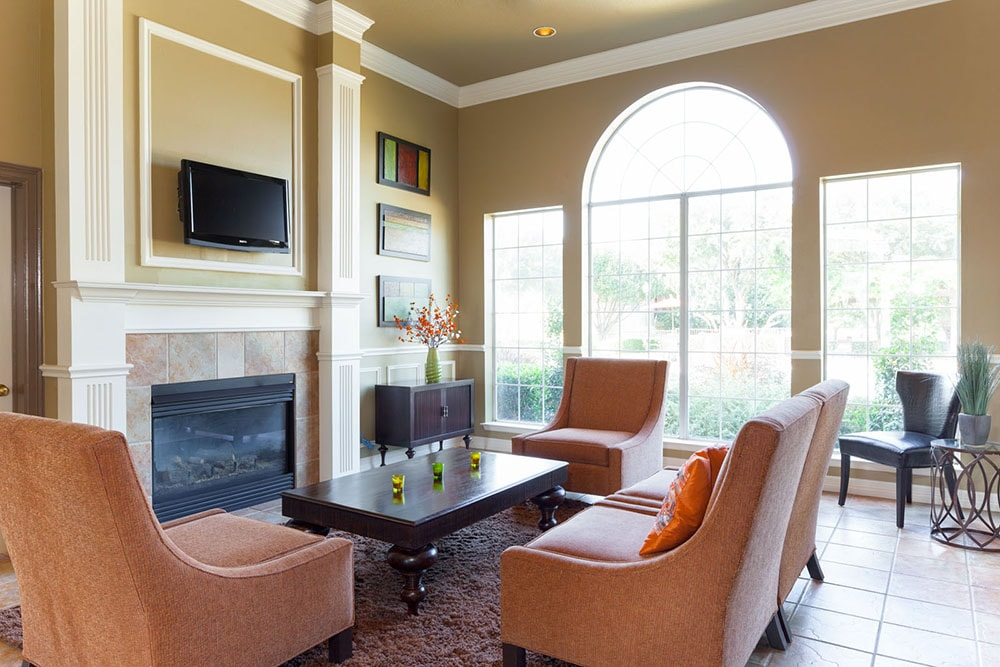 Montelena - Clubhouse -DFW Airport Apartments