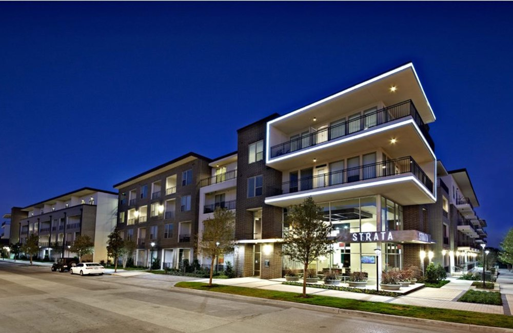Apartments In Dallas Texas Strata Simpson Property Group