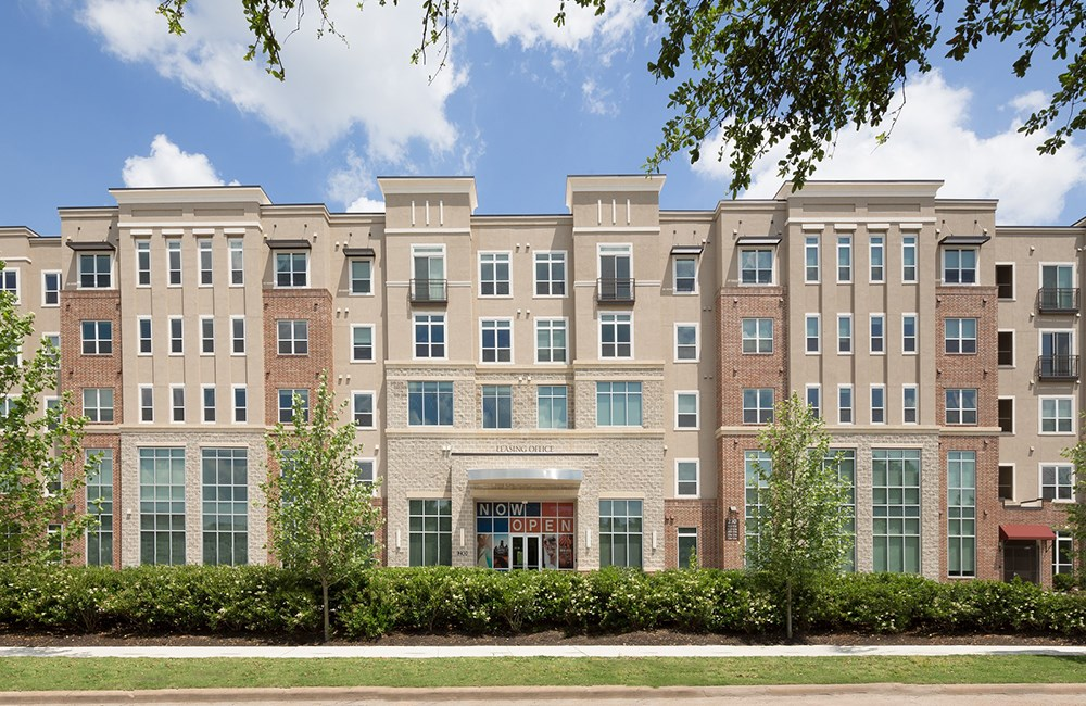 Apartments In Houston The District At Washington Simpson Property Group