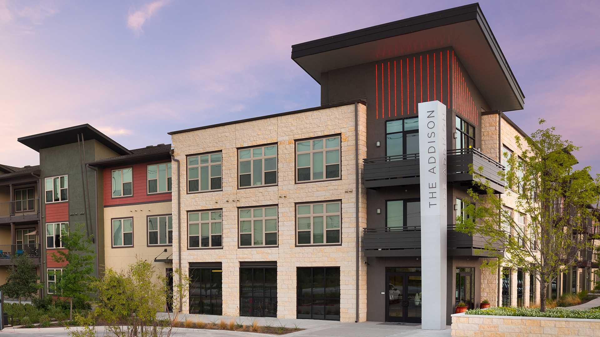 The Domain Apartments Austin, TX | Addison at Kramer Station