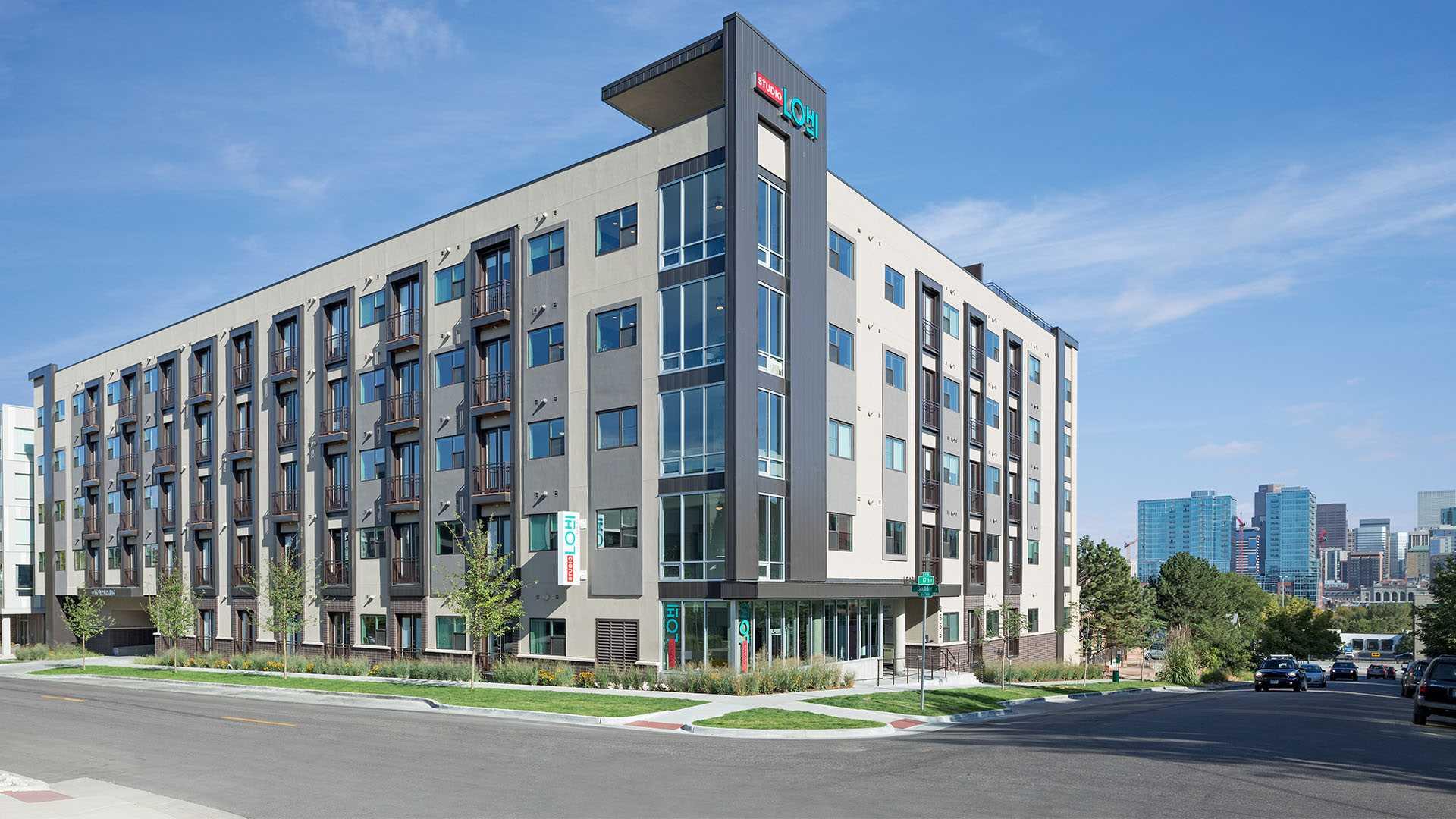LoHi Apartments in Denver, CO | Studio LoHi