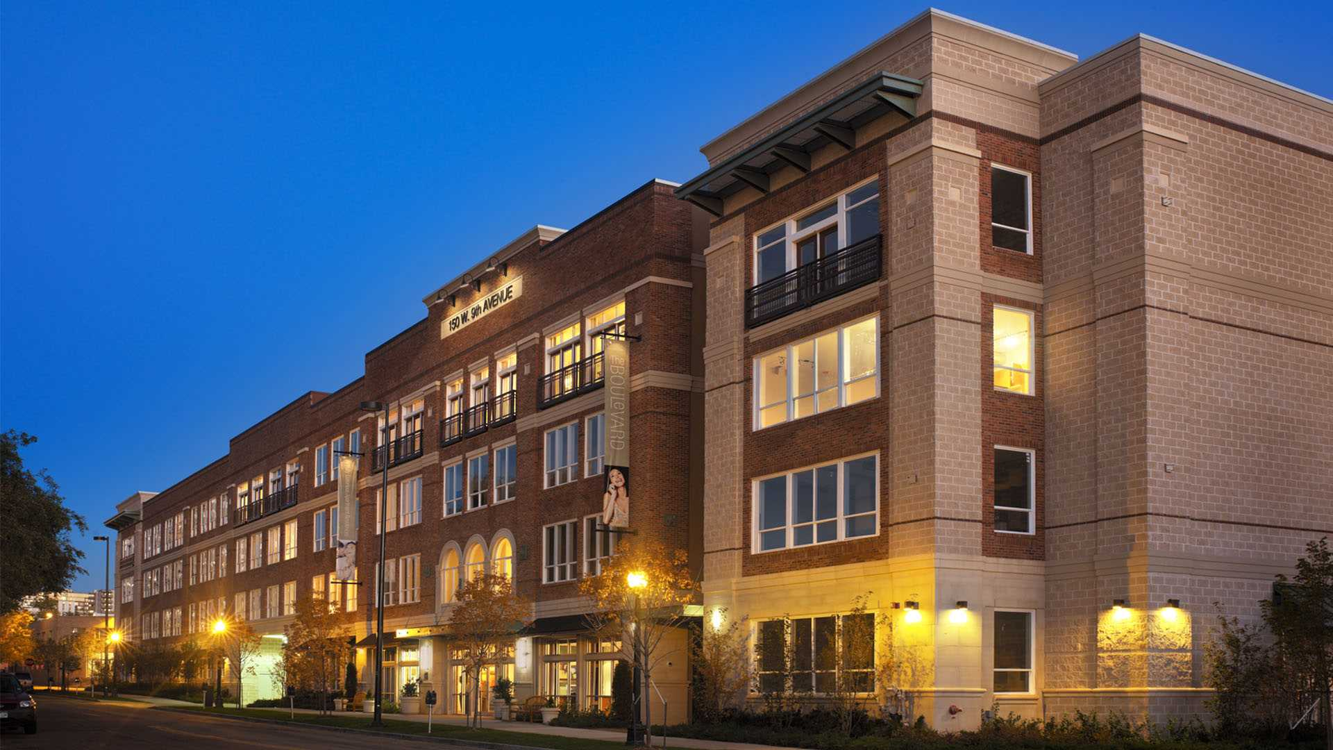 Golden Triangle Apartments in Denver, CO | The Boulevard ...